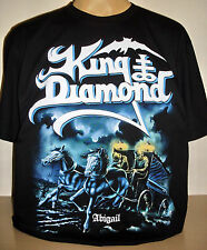 King Diamond Abigail T-Shirt Size S M L XL 2XL 3XL Mercyful Fate Heavy Metal new