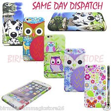 Slim Printed Cute Animal Gel Stylish Silicone Rubber Case For Mobile Phones Fone