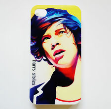 One Direction Harry Styles iPhone 4 4S 5 5S Case 1D  US SELLER