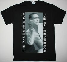 MARILYN MANSON THE PALE EMPEROR COVER TOUR 2015 ALTERNATIVE NEW BLACK T-SHIRT