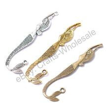 4pcs Tibetan Silver Charms Bookmarks U PICK TYPE For Jewelry Findings CW110