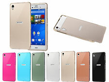 Ultra-Thin Luxury Metal Aluminum Bumper Frame Case Cover Skin for Sony Xperia Z3