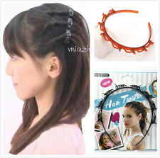 NEW 1PC Super Skinny Headband Hair Clips FOR THIN HAIR - Bang Cut Clip Hair Band