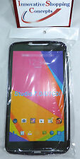 NEW BLU STUDIO 7.0 D700 PHABLET TPU RUBBER SILICONE COVER SKIN CELL PHONE CASE