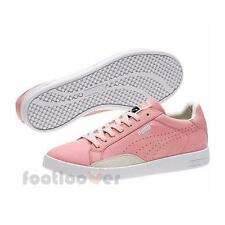 Shoes Puma Match Lo Canvas Sport 358426 01 sneakers casual moda Women's Pink