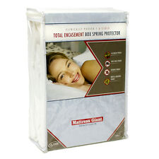 Clinically Proven 6-Sided Total Encasement Box Spring Protector