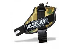 Julius K9 IDC Powerharness Dog Harness camouflage NEW