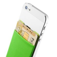[Sinjimoru] Sinji Pouch Basic Stick-On Wallet for Your Mobile Phone Money Clip