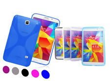 X CLEAR TPU GEL CASE BACK COVER FOR SAMSUNG GALAXY TAB 4 7.0 T230 T231 T235