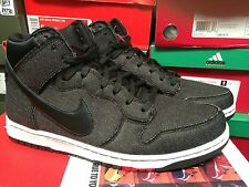 Nike Dunk CMFT Black Denim 705434-001 sizes 7-13 DS new snake 3m sb co.jp atmos