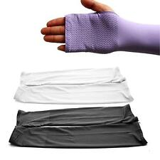 Outdoor Sports Golf Driving Cover Arm Cool UV Sun Protector Long Sleeves Gloves