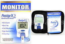 Prestige IQ Blood Glucose Monitoring System Diabetic Meter Monitor Smart System
