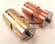 KRAKEN Atomizer by Vicious Ant RBA 1:1 Clone - Solid Copper or Brass Sleeve vape