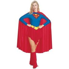 New Supergirl Super Woman Costume - Licensed Justice League Super Girl