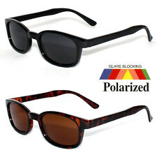 Polarized Sons of Anarchy Jax Teller Biker Motorcycle Riding Glasses Sunglasses