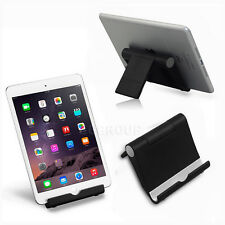 Universal Portable Desktop Stand Mount Holder For Pad Tab Cell Phone GPS MP4