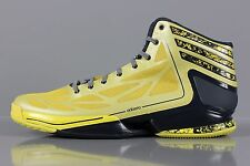 Mens Adidas Crazy Light 2 Basketball Sneakers New, Rival Yellow G59699 59699