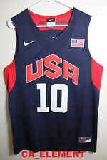 "Nike NBA 2012 ""London Olympic"" Kobe Bryant Dream Team USA Swingman Jersey"