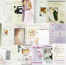 Wedding Day Cards General / Husband / Wife / Son etc - Various Designs Available