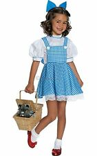 DELUXE DOROTHY DRESS COSTUME FANCY DRESS OUTFIT