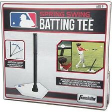 New Franklin Sports MLB Spring Swing Batting Tee Ages 6+ - Free Shipping