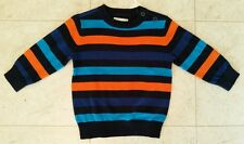 NWT Children's Place Infant Toddler Boy Sweater 12-18 / 18-24 MONTHS Navy 324515