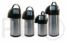 3L/5L AIRPOT FLASK TEA COFFEE DRINKS HOT COLD PUMP ACTION NEW