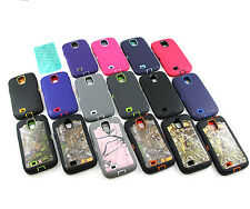 Defender Case With Build in Screen Protector For Samsung Galaxy S4