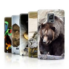 STUFF4 Back Case/Cover/Skin for Samsung Galaxy Note Edge/N915/Wildlife Animals