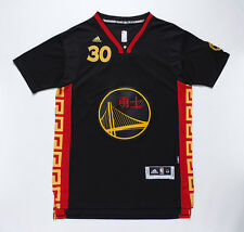 New Stephen Curry Golden State Warriors Swingman Chinese New Year Limited Jersey