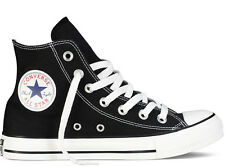 CONVERSE ALL STAR CHUCK TAYLOR HI M9160 BLACK CORE CLASSIC CANVAS MEN