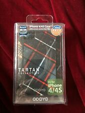 ODOYO TARTAN Collection - For iPhone 4 / 4S CASE