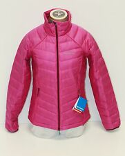 Columbia Women's Platinum 860 TurboDown Jacket Groovy Pink **Multiple Sizes**