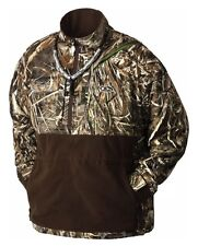 DRAKE Waterfowl Systems MST EQWADER Plus 1/4 Zip Max-5 Jacket