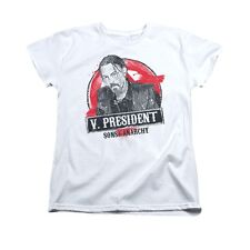 Sons Of Anarchy Vice President Women's T-Shirt