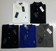 Mens Ralph Lauren Polo Shirt T-shirt Short Sleeve ( S M L XL XXL ) Custom Fit