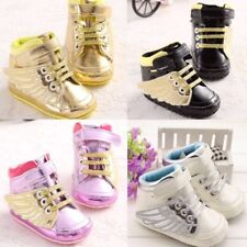 New Hero Pretty girls Newborn Kids Soft sole Baby Shoes Toddler Infant 0-18 Size