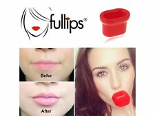 OFFICIAL FULLIPS UK -1st Class Post- NO FAKES Lip plump Full-Suction-FREE P+P