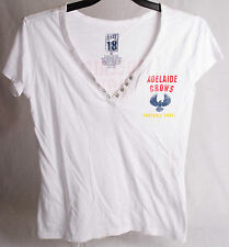 First 18 Official AFL Adelaide Crows Ladies Split Round Tee