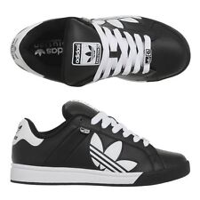 Mens Adidas Bankment Classic Originals Sneakers New Black White 677804 Superstar