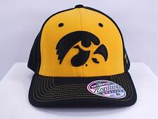 IOWA STATE HAWKEYES NCAA (M/L, XL) FLEX/FITTED HAT  NEW CAP BY ZEPHYR (D52)