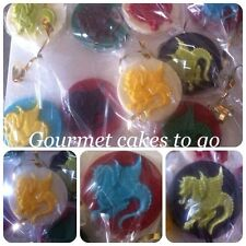 LARGE CHOCOLATE LOLLIES LOLLIPOP MEDIEVAL KNIGHT DRAGON GAME OF THRONES GIFT