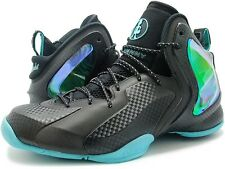 NEW Nike Lil Penny Posite Black Hyper Jade 630999-002 Mens Select Sizes 9.5-11