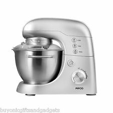 PIFCO P12009 Stainless Steel 400W Variable Speed Stand Mixer Kitchen Baking NEW