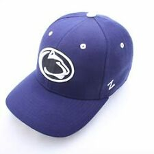 Penn State Nittany Lions Blue DHS Fitted Hat by Zephyr