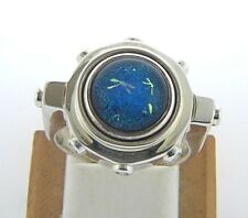 KR024 SIZE 7 NEW AUTHENTIC KAMELEON STERLING SILVER CONSTELLATION RING