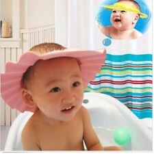 Hot Sale Baby Kids Shampoo Bath Bathing Shower Cap Hat Wash Hair Shield