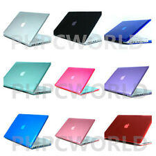 """New Crystal Clear/Frosted Matte Hard Case  for Apple MacBook 12""""Inch+Screen Skin"""