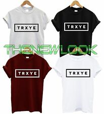 TRXYE T SHIRT BAND TEE SIVAN TOP VIDEO TSHIRT TROY MUSIC YOUTUBE VIRAL FAN TOUR