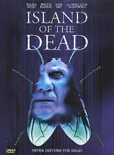 Island of the Dead (DVD, 2002) *Disc Only* Horror Movie